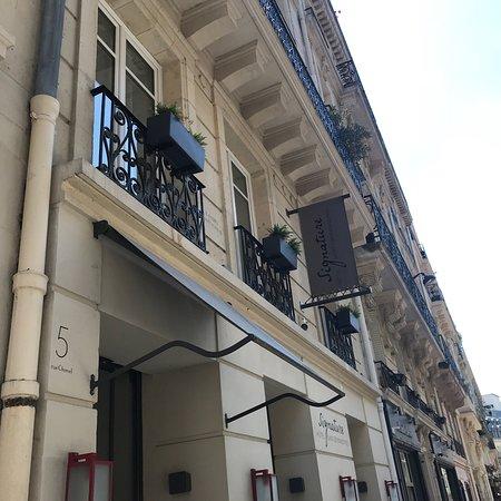 Foto de Sevres Saint Germain Hotel