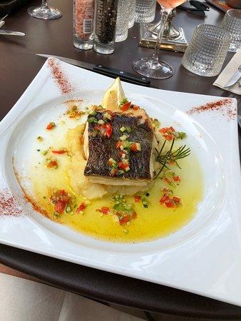 Restaurant Lautraix: Plat de vendredi