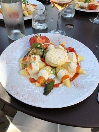 Restaurant Lautraix: Plat de mercredi