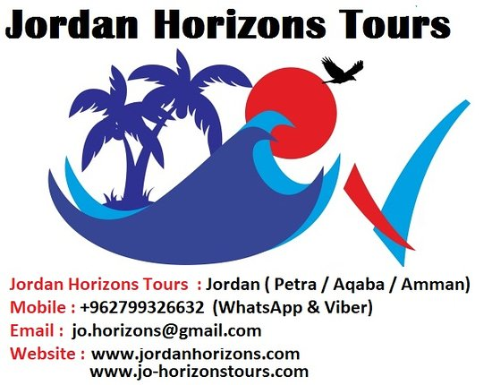 Jordan Horizons Tours  - Amman Day Tours