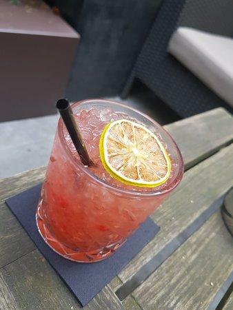 Le Carolopolitan: Cocktail