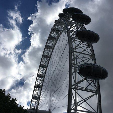 Фотография Лондонский глаз