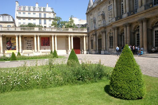 Jardins des Archives Nationales