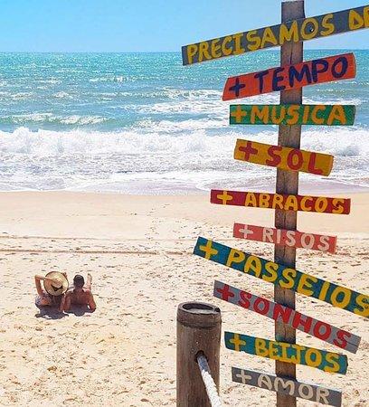 Pousada Paradise: Nosso cantinho dos pensamentos!!!
