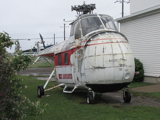 Sikorsky S-55 (H-19) - Picture of The Hangar Flight Museum