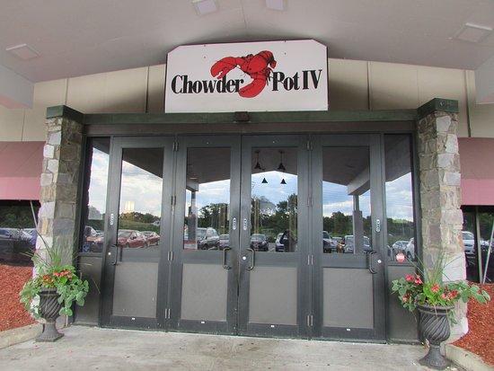 Chowder Pot IV: Entrance