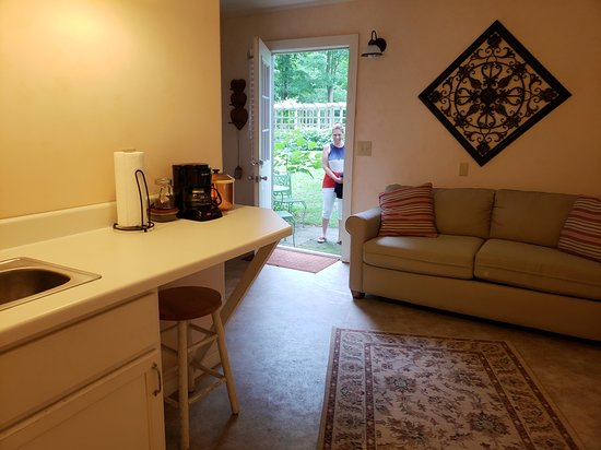 Kimmell, IN: The Summer kitchen room