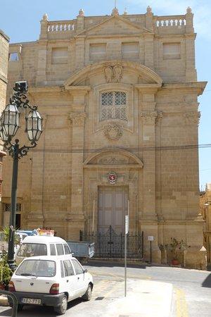 Birgu (Vittoriosa), Malte : piazzetta