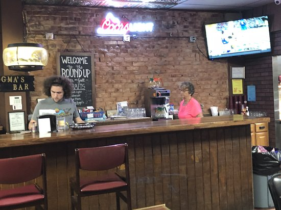 The Roundup Bar & Grill