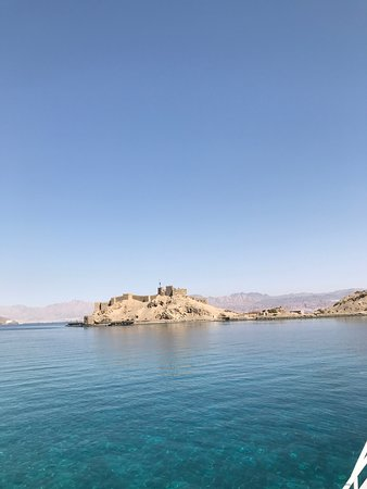 Salah El-Din Castle: Остров Фараонов