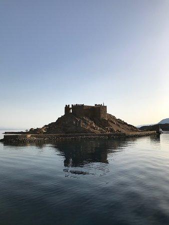 Salah El-Din Castle: Закат