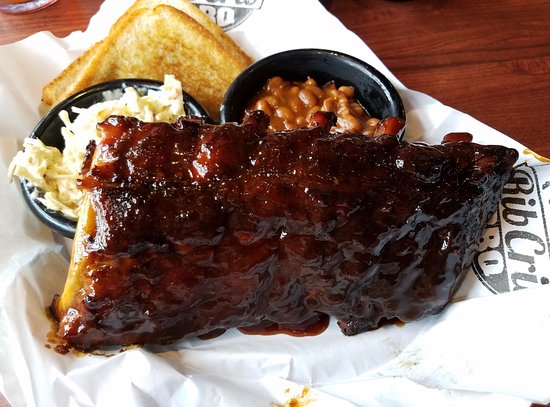 RibCrib BBQ: Rib Crib Wichita, KS