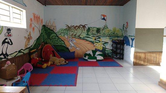 Hotel Santiago 33: Salão de jogos