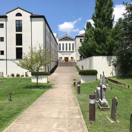 The Abbey of Gethsemani