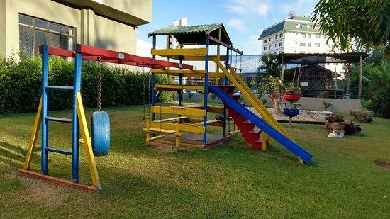 Hotel Santiago 33: Playground