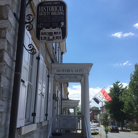 Lebanon County Historical Society
