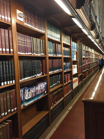 New York Public Library: Books and more books