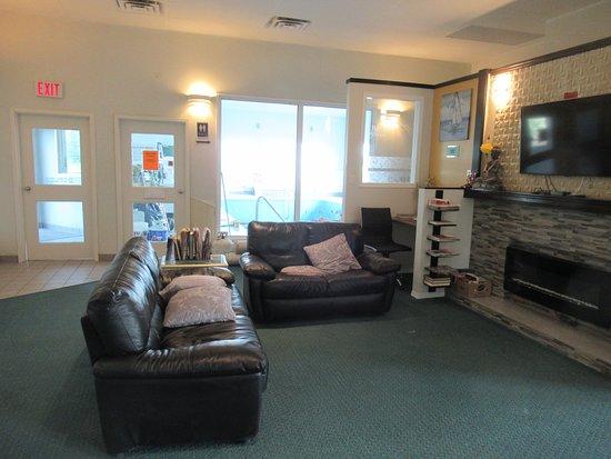 Dauphin, Kanada: Lounge