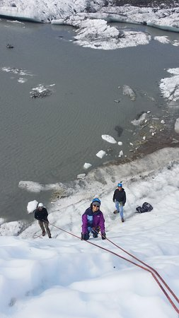 Nova Alaska Guides: Ice Climbing for Everyone