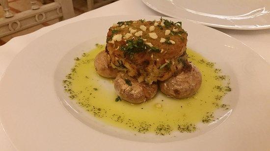 Café de Paris: Bacalhau a Broa