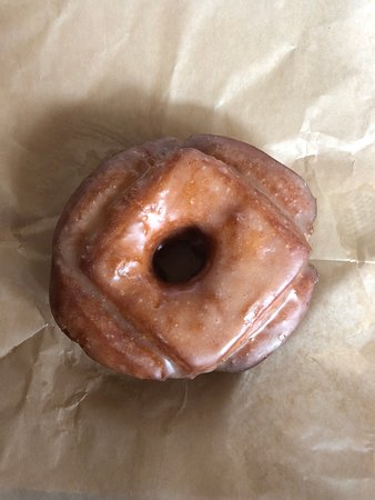 Blue Star Donuts: Old fashion