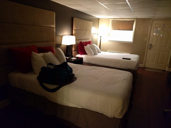 Hershey Farm Inn: Guest Room in Carriage House
