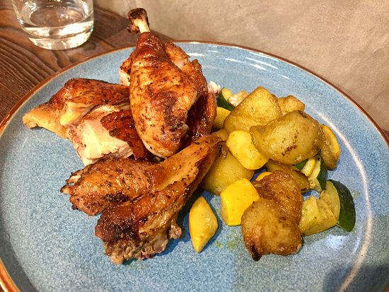 Sueno: Paravian Roasted Chicken