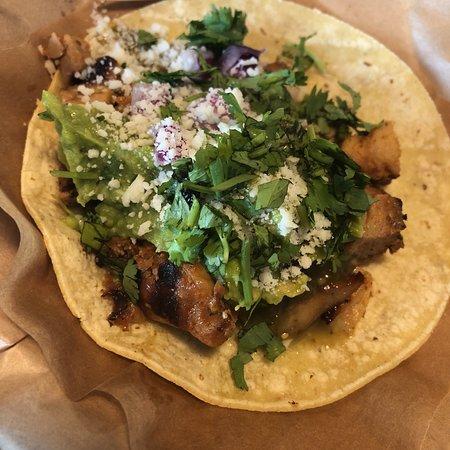 Rockaway, Nueva Jersey: Qdoba Mexican Grill