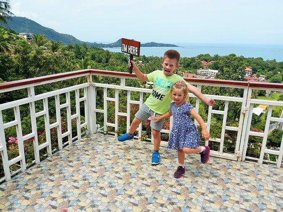 Lamai Viewpoint: Viewing Deck