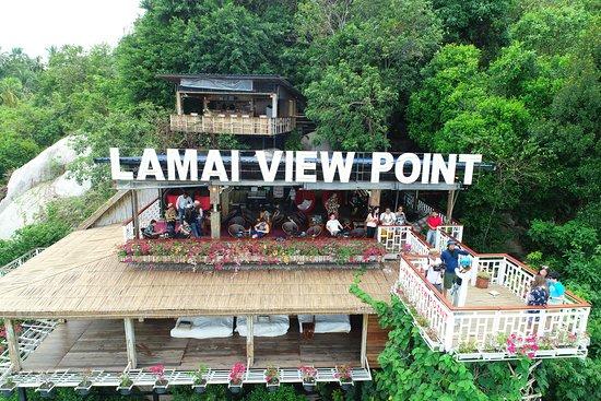 Lamai Viewpoint: Viewpoint's Bar and Restaurant