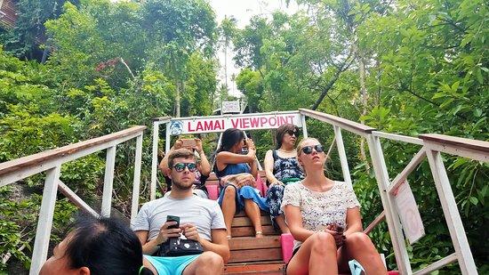 Lamai Viewpoint: Cable Car