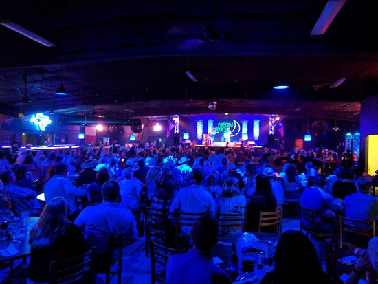 Neon Moon Restaurant and Club: Special Events and Music Venue