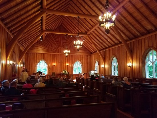Big Moose Community Chapel