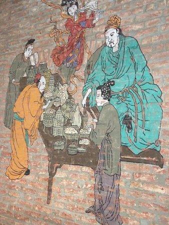 Mama Liu & Sons: The Wall