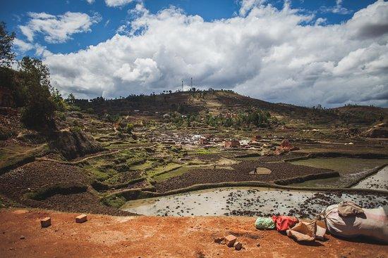 Fianarantsoa Province, Madagascar: Le long de la RN7