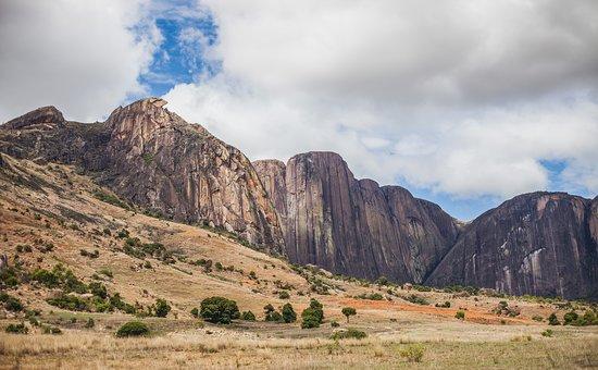Fianarantsoa Province, Madagascar: Mont Caméléon