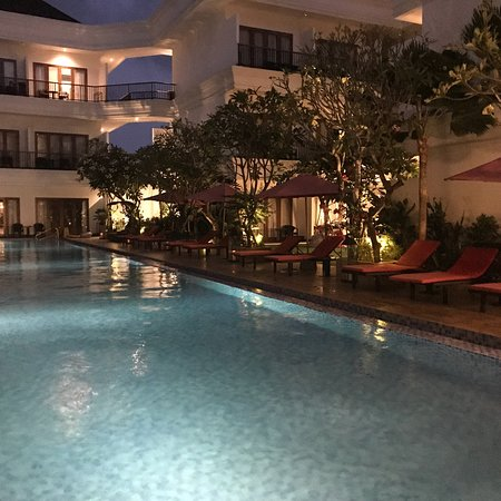 Nice hotel with great value for money
