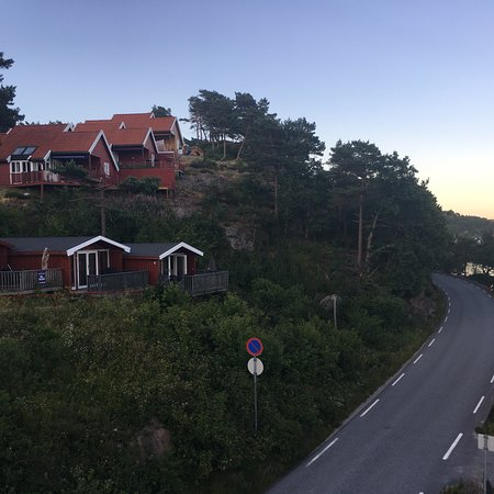 Tregde, Norway: Gorgeous spot for a relaxing vacation