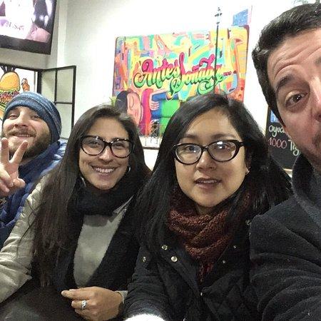 Bilde fra La Bajadita Urubamba