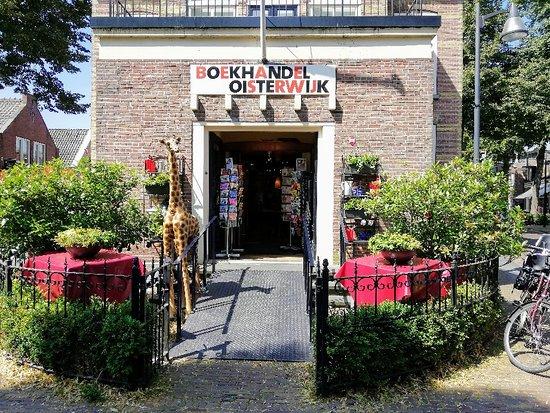 Boekhandel Oisterwijk