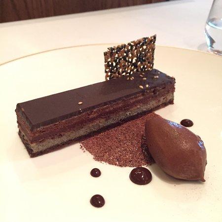 Le Taillevent: 飯後甜品