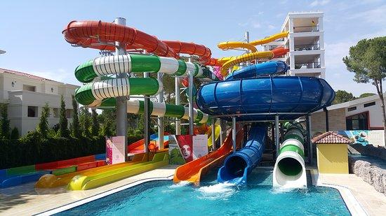 Selectum Luxury Resort: Aquapark