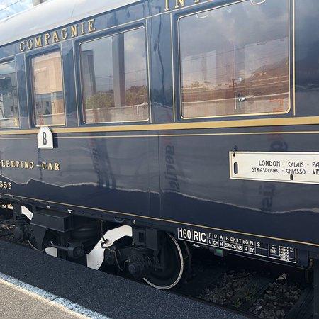 Фотография Venice Simplon-Orient-Express: Day Trips