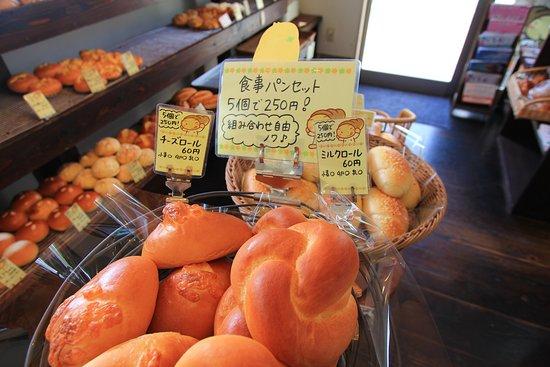 artisanal bakery Viennois: 店内の様子