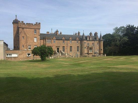 The Musselburgh Golf Club: Die Burg