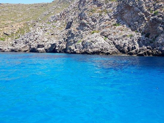 Bilde fra Caves of Marettimo