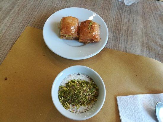 Hommus Snack Libanese: dolci