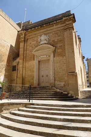 Birgu (Vittoriosa), Malta: Facciata