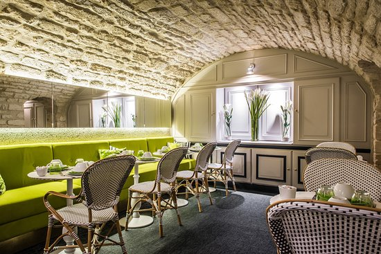 Hotel Jardin Le Brea: Buffet Breakfast / Petit Déjeuner Buffet