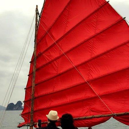 Sails of Indochina: Dragon Bay Cruises - Luxury Travel Vietnam